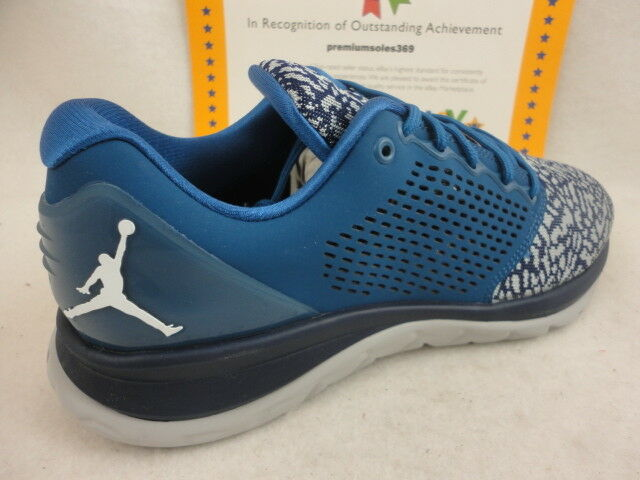 Nike Jordan Trainer ST, French Blue / White / Grey / Navy, 820253 403, Size 11