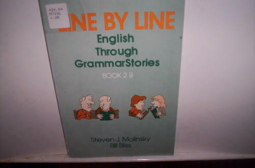 Line By Line  English Through Grammar Stories  Book 2b
