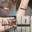 Collana-Acciaio-Incisione-Nome-iniziale-Donna-Ciondolo-Targhetta-Personalizzata miniatura 10