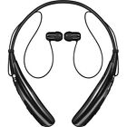 LG Tone Pro HBS-750 Wireless Bluetooth Stereo Headphones Black HBS750