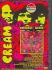 Classic Albums Disraeli Gears 0801213016099 With Cream DVD Region 1