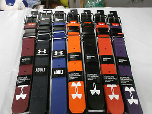 Under-Armour-Adult-Baseball-Belt-New-style-1252084