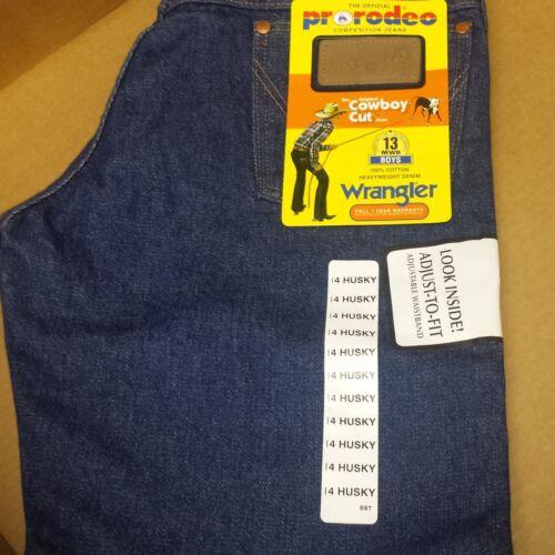 Wrangler®-Original Fit-Slim Fit-Jean-Husky-Blue-Cowboy Cut®-Boys 8-18 13MWZBP