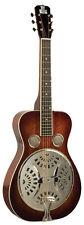 New Recording King RR-60-VS SQUARENECK RESONATOR Dobro Acoustic GUITAR w/ Case