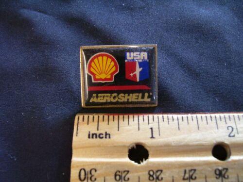 Aeroshell Shell Oil Pin USA Aeronautic Team