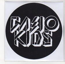 (DL599) Casio Kids, Kaskaden - DJ CD