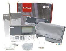 DHL-NEW Sangean ATS-909X Shortwave (FM 87.5 -108) (AM 520 - 1710) Radio Receiver