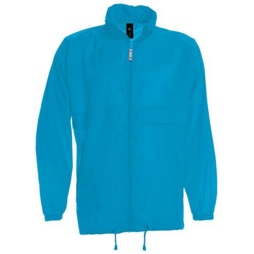Mens Sirocco B/&C Waterproof Windproof Jacket Coat Gents BA601-12 COLOURS