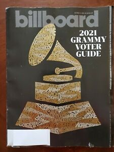 HTF - Billboard Magazine ~ 2021 Grammy Voter Guide ...