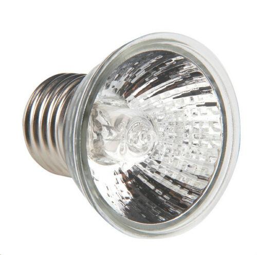 Lampadina lampada faretto spot  UVA UVB 3.0 E27 rettili  tartarughe anfibi