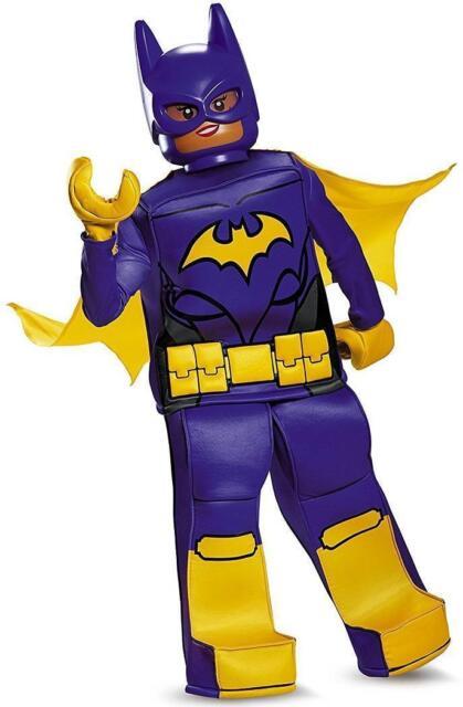 5c2bdd471 Girls Lego Batman Movie Deluxe Prestige Batgirl Costume Size Small 4 ...