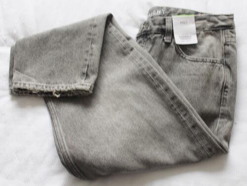 Donna M/&S Collection Taglia 12 regolare Mid Rise Caviglia Grazer Jeans