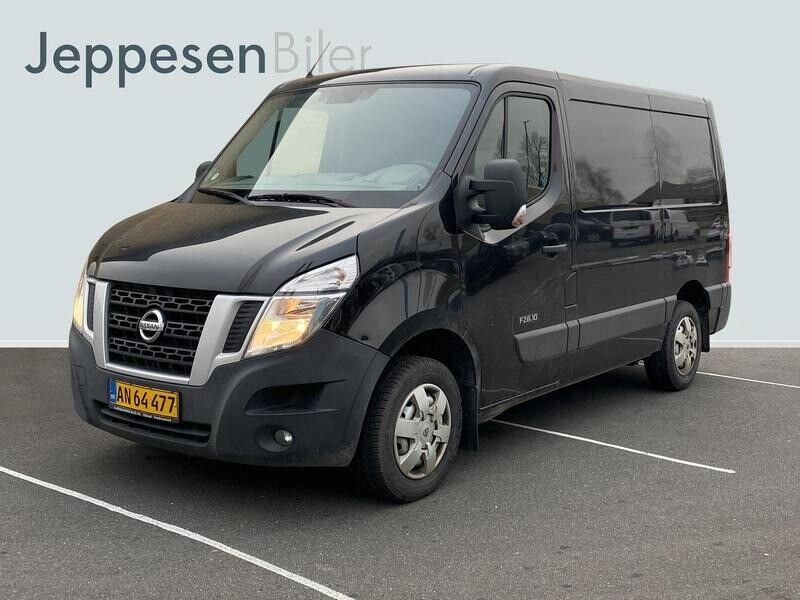 Nissan NV400 dCi 110 L1H1 Comfort Van 2014