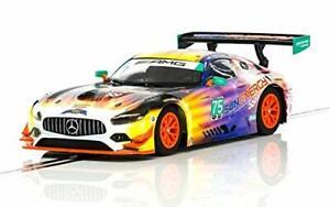 Scalextric C3941 Mercedes AMG GT3 Daytona 24 Hr 2017 Sun Energy 1:32 Slot Race C