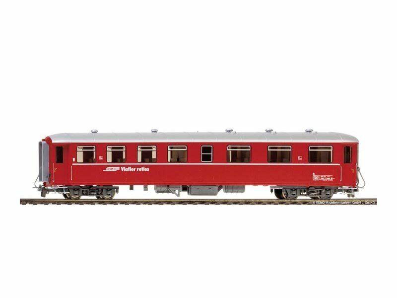 BEMO 3261145 punte trasporti autorello a 1215 rosso della RHB, traccia h0m