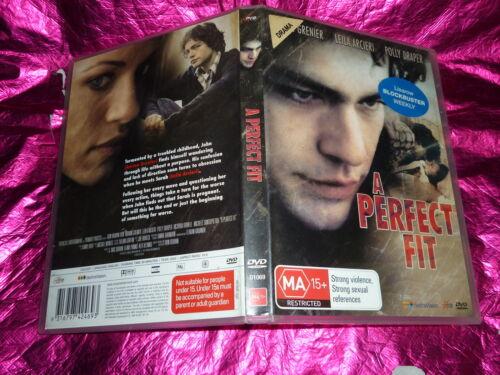 1 of 1 - A PERFECT FIT : (DVD, MA15+) (EX RENTAL)