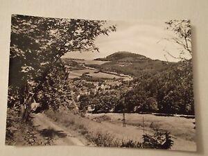 Postkarte-Karte-AK-DDR-Sachsen-Geising-Erzgebirge-s-w-1979-gelaufen