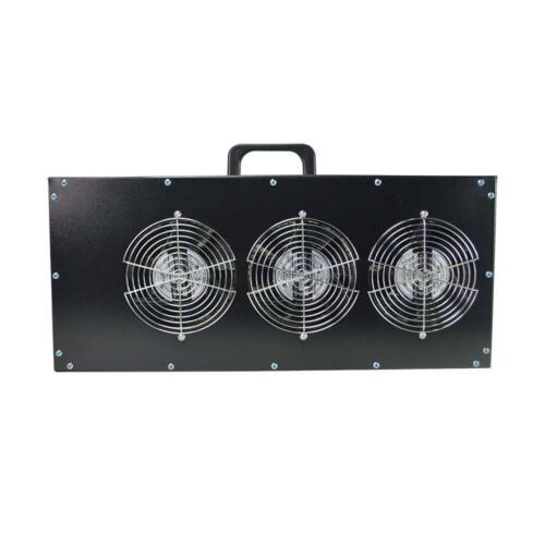 Portable Air Cleaner 3 Fan Variable Speed  DC1700