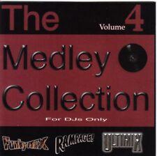 ULTIMIX MEDLEY COLLECTION 4 CD Rock 70S Old School Funk Flashback Reggae Hip Hop