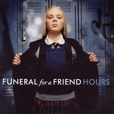 Hours Funeral for a Friend MUSIC CD
