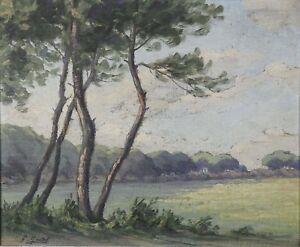 Georges-Armand-Goude-1892-1953-Golfo-Morbihan-Maine-e-Loire-Hsp-Vezins