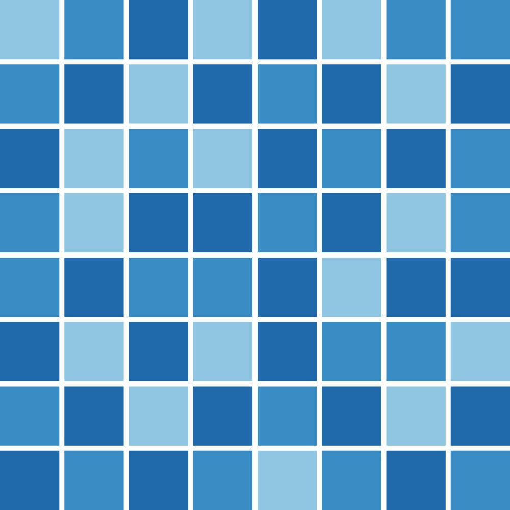 Fliesenaufkleber Mosaik Ozean   alle Größen   günstige Staffelpreise