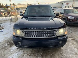 2007 Range Rover HSE, Only 113Kms, Mint Condition $15,900  OBO