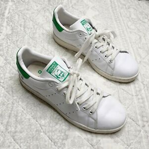 cheque Contribuir semestre  Adidas Stan Smith Green Sneakers Women's Size 9 | eBay