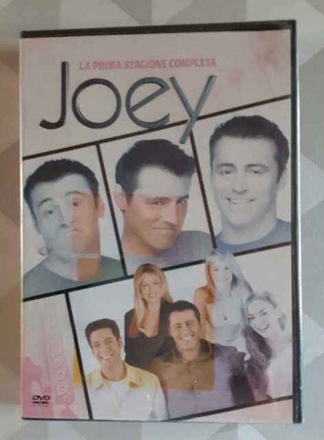 DVD JOEY La prima stagione completa W.B.