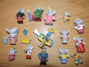 Babar Lot Figurines Anciens