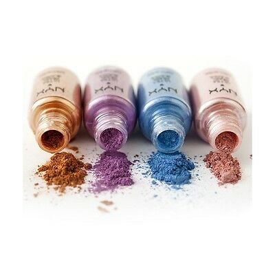 "3 NYX Loose Pearl Eyeshadow Pigment  ""Pick Your 3 Colors""  Simply Chic"