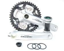 Shimano Deore M590 9 Speed Mountain Bike / MTB / Cycle Chainset / Crankset+BB!