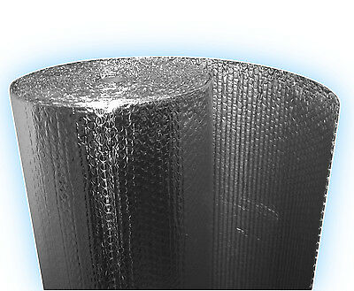 Foil Double Bubble Radiant Barrier DBDF 16in 125ft