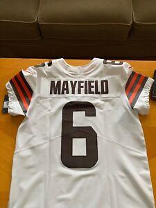 baker mayfield elite jersey
