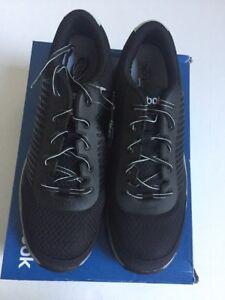 99f9d35b33f REEBOK RB4625 Men s HECKLER Black Comp Toe SD Oxford Work Shoe US 14 ...