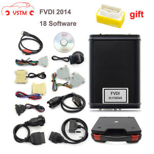FVDI ABRITES Commander Full Version With Newest 18 Software Car Diagnostic  Tool | eBay