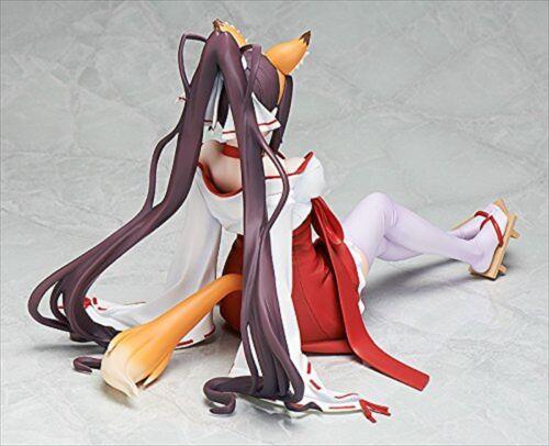 Infinite Stratos IS Anime Comic Figure Doll Houki Shinonono Miko Kitsune JP used