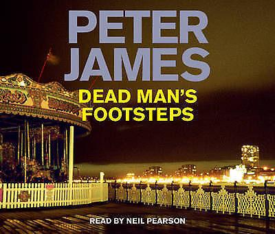 Dead Man's Footsteps, James, Peter, Good, Audio CD