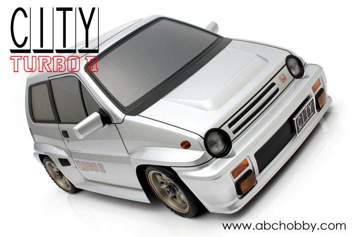 Abc - hobby 66314 1   10m honda city turbo ii