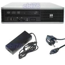 Mini PC HP dc7800 USFF Core 2 duo E5200 2,5GHZ 2GO 120 GO SSD *NEUF* Windows 7