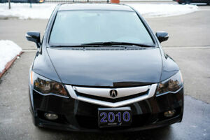 2010 ACURA CSX - iTECH - NAVI - BLUETOOTH - MANUAL Transmission