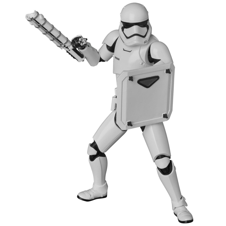 Mafex no.021 erster ordnung stormtrooper star wars der polizei weckt action - figur