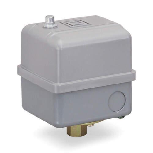 "SQUARE D 9013GHG6J65 Pressure Switch,DPST,215//250psi,3//8/""FNPS"