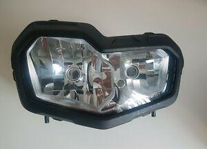 NEU-vorne-Lampe-Scheinwerfer-BMW-F750-F850GS-NEU-mit-Lagerspuren