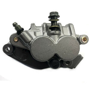 Front-Master-Brake-Caliper-For-1986-2015-Honda-XR250R-400R-600R-650LR-with-Pads