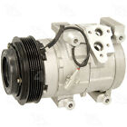 A/C Compressor-New Compressor 4 Seasons 98310 fits 04-07 Toyota Sienna