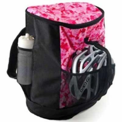 Aerus Bio Speed Transition Bag Triathlon Cycling Running Gear Bag Pink New