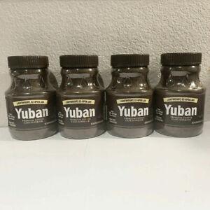 4 Yuban Instant Premium Coffee 8oz Expired Nov 2020