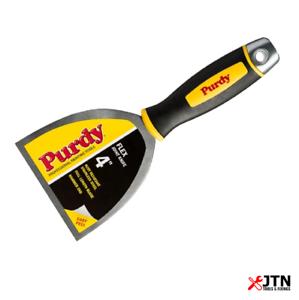 """Purdy 14A900040 Premium Flex en Acier Inoxydable Joint couteau 100 mm//4/"""""""