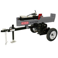 Oregon 28-ton Horizontal / Vertical Gas Log Splitter With Kohler Engine